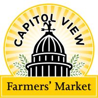 Capitol View Farmers' Market | Wednesdays 3-7 p.m.