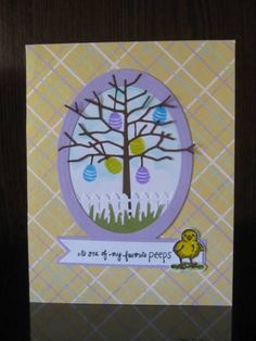 Fuzzy Chick, QFTD149, F4A153 by jdmommy - Cards and Paper Crafts at Splitcoaststampers