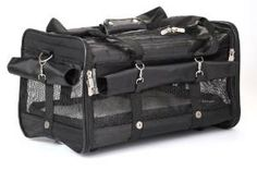 7.Top 10 Best Pet Carriers Airline Travel in 2015 Reviews