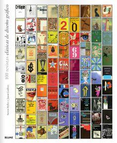 100 revistas clásicas de diseño gráfico / Steven Heller y Jason Godfrey
