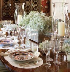 PANTALEON y las decoradoras · A mesa puesta