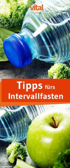 Hier findet ihr Tipps fürs Intervallfasten. Ihr verzichtet Tage oder nur ein paar Stunden auf Nahrung. So könnt ihr euren Köper entgiften und abnehmen.