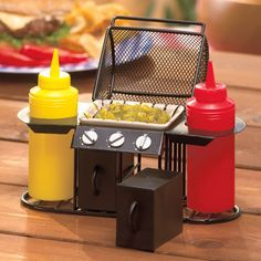 Best Condiment Holders Images On Pinterest Condiment Holder - Condiment holder for table