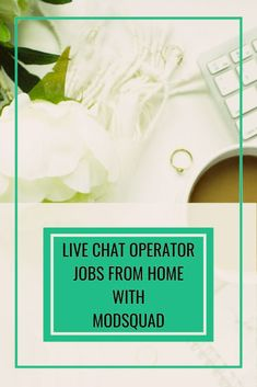 Work from home jobs as a chat operator. A great non-phone way to make money from home. #makemoneyfromhome #onlinejobs #sidehustle