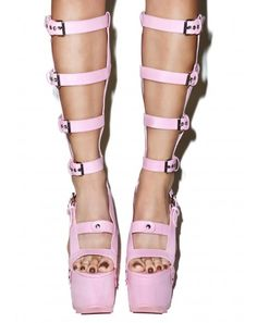 Women's Plaform Boots, Platform Sandals, Flatform Shoes | Dolls Kill