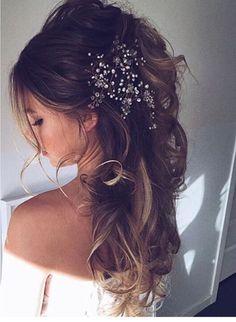 Düğün İçin Saç Modelleri 5