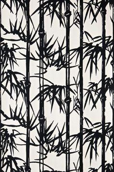 Papier peint Bamboo F&B