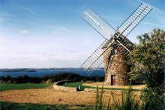 Le moulin de Craca (Plouézec)