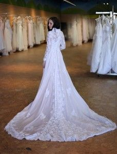 Designer Unknown  The Brides Project Price: $150  Size 2