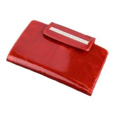 Velká dámská peněženka SWAROVSKI - SV240 Červená