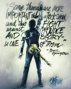 Bruce Springsteen @Joey_paints  by Joe Petruccio