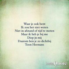 - Toon Hermans