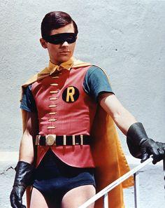 Robin in the 1966 Batman series Batman Show, Real Batman, Batman Tv Series, Batman Art, Batman Comics, Batman And Superman, Batman Robin, Batgirl, Catwoman