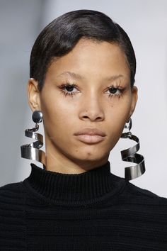 Statement Earrings: Marni
