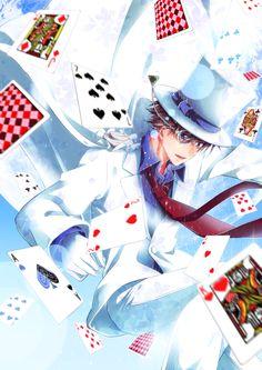 Detective Conan Magic Kaito 1412 Kuroba Kaito Kaito Kid