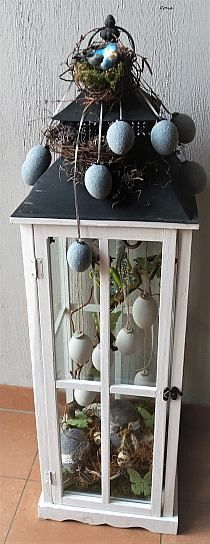 All Details You Need to Know About Home Decoration - Modern Large Lanterns, Lanterns Decor, Easter Table, Easter Party, Easter 2018, Spring Projects, Easter Holidays, Vintage Easter, Home And Deco