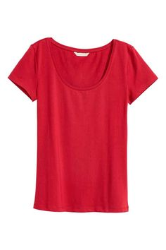 T-shirt in jersey | H&M