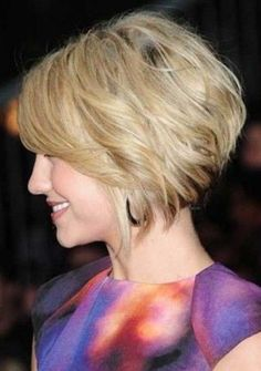 Elegant Short Stacked Bob Haircuts 2017 for Formal Event