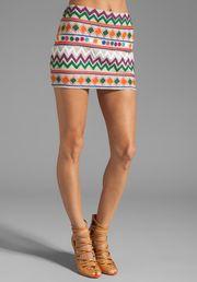 Mini Bandage Skirt | Neon, Fashion beauty and Skirt fashion
