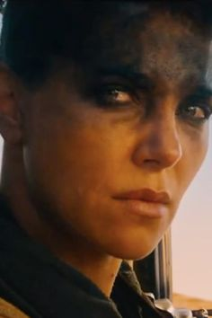 """Charlize Theron (Imperator Furiosa) 
