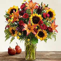 proflowers thanksgiving centerpieces