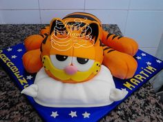 Tigger, Cakes, Disney Characters, Design, Art Cakes, Party, Artists, Cake Makers, Kuchen
