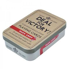 DADS ARMY GIFTS - PACK OF PLAYING CARDS DEAL FOR VICTORY ... https://www.amazon.co.uk/dp/B00ORP5AIG/ref=cm_sw_r_pi_dp_x_qAiJybCXSJCYC