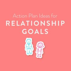 Create an action plan to better your relationship! #PowerSheets