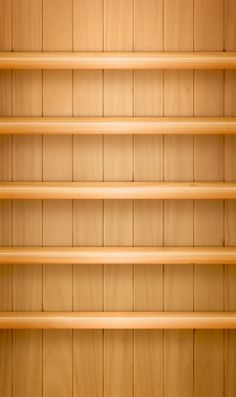 綺麗な木の棚のiPhone壁紙   壁紙キングダム スマホ版