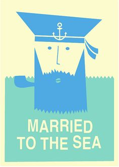 Married to the Sea poster