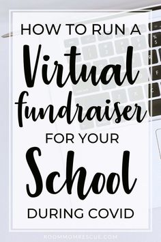 Middle school fundraising during COVID is possible! Use these 2 websites to create lucrative PTA fundraising ideas for elementary, high school and middle school. Taking your elementary school fundraiser online can make raising money for your school, PTA or PTO easy and fun. Learn more at roommomrescue.com #middleschoolfundraiser #middleschoolfundraising #fundraising Make School, Middle School, High School, Room Mom Letter, Classroom Art Projects, School Fundraisers, Fundraising Ideas, Pta, How To Raise Money
