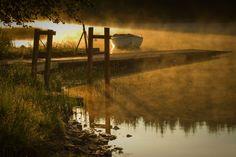 Sunflood... Loch Rusky... by David Mould on 500px