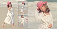 Resultado de imagen de sesion exterior comunion playa