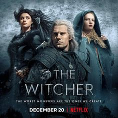 """Henry Cavill on Instagram: """"The White Wolf The Swallow The Obsidian Star  Are you ready?  #Geralt #Ciri #Yennefer #TheWitcher #Netflix"""""""