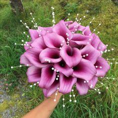 Calla brudebukett Boutonnieres, Bouquets, Bouquet, Bunch Of Flowers