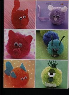 Joaninha Pano & Arte: Craft for Kids