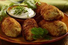 Maizena | Croquetas de pollo