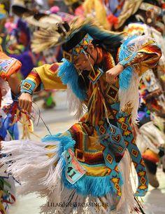 Indian Dancer by Birdman of El Paso, via Flickr