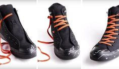 QuickShoeLace – A shoelace that doesn't need to be tied