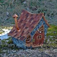 Shingletown Crooked Fairy Cottage