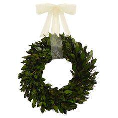 """Found it at Wayfair - 10"""" Green Myrtle Wreath"""