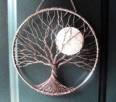 Giant Tree of life Metal Art Abstract Wall Decor - wall decor, diy tree crafts - LoveItSoMuch.com