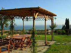 Our panoramic patio