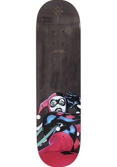 Almost Haslam-Justice-League-R7 - titus-shop.com  #Deck #Skateboard #titus…