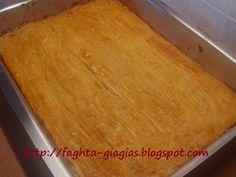 Τα φαγητά της γιαγιάς -  Μανταρινόπιτα ή πατσαβούρα Cornbread, Ethnic Recipes, Blog, Greek, Millet Bread, Recipes, Blogging, Greece