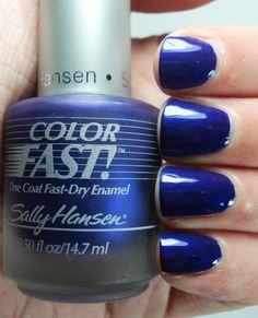 Sally Hansen Colorfast- Exotic Frost