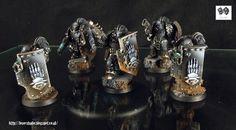 Iron Hands Medusan Immortals Breacher Squad