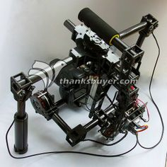 d800 movie assesories | ... gimbal camera mount set f 5d2 5d3 d800 half assembled sku 27291 0 Nikon D800, Telescope, Stability, Handle, Movie, Film, Cinema, Films, Door Knob
