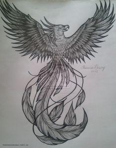 phoenix tattoo - חיפוש ב-Google