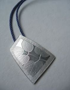 Marianne Brown leaf pendant...pinned by ♥ wootandhammy.com, thoughtful jewelry.